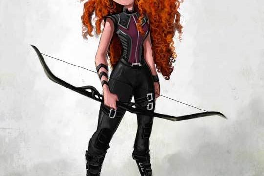 Brave-Princess