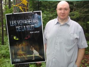 Alain Lafond voyageurs de la nuit