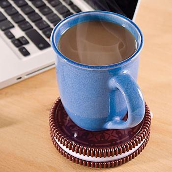 Réchaud café biscuit USB