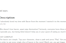 Bacon - The Game on the App Store on iTunes