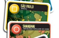 Cartes de Régions