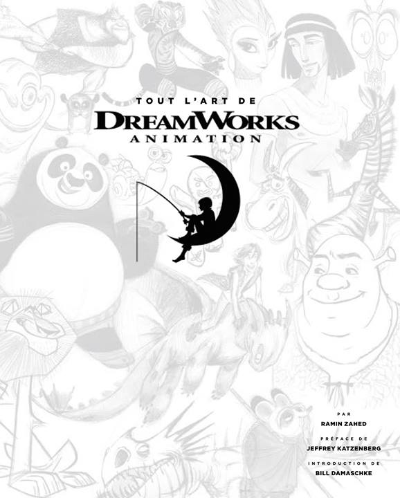 DREAMWORKS ART