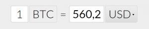 560 2 USD · Preev 2014-03-02