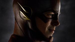 Première photo disponible de Grant Gustin incarnant The Flash dans la série Arrow