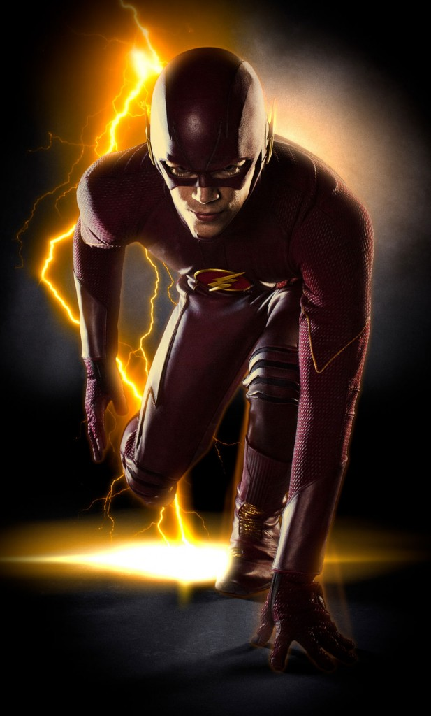Première photo officielle du costume complet de Flash par DC