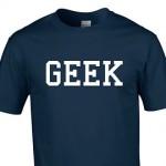t shirt geek