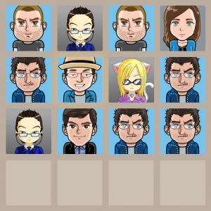 2048, version Gang de Geeks