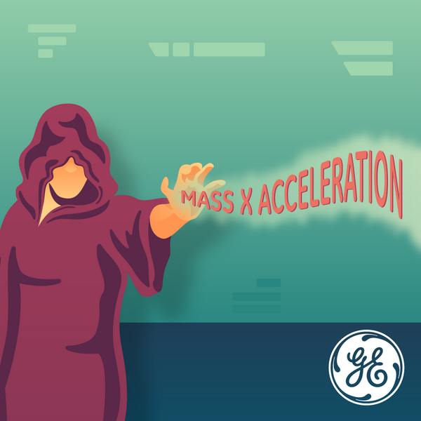 May the 4th be with you General Electric