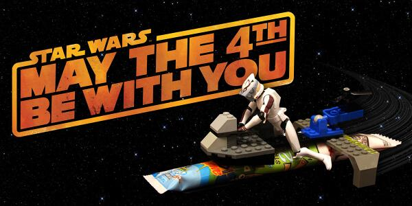 May the 4th be with you Yoplait