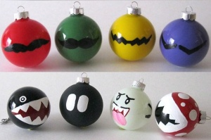 Mario-Enemy-Christmas-Ornaments
