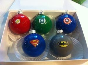 custom made heroes boules