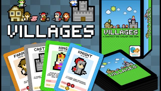 Je suis un des contributeurs du jeux Villages