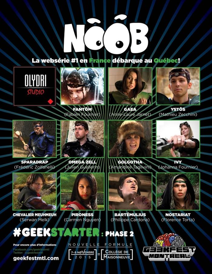 Noob-geekfest