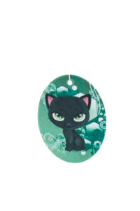 Air freshener chibi cat Eclipse
