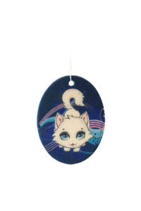 air freshener chibi cat Sky